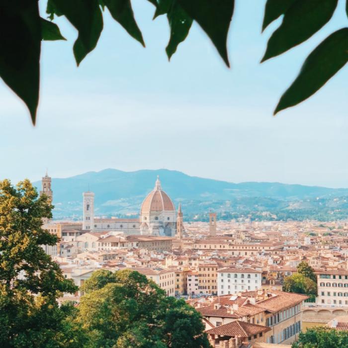 een weekend in Florence