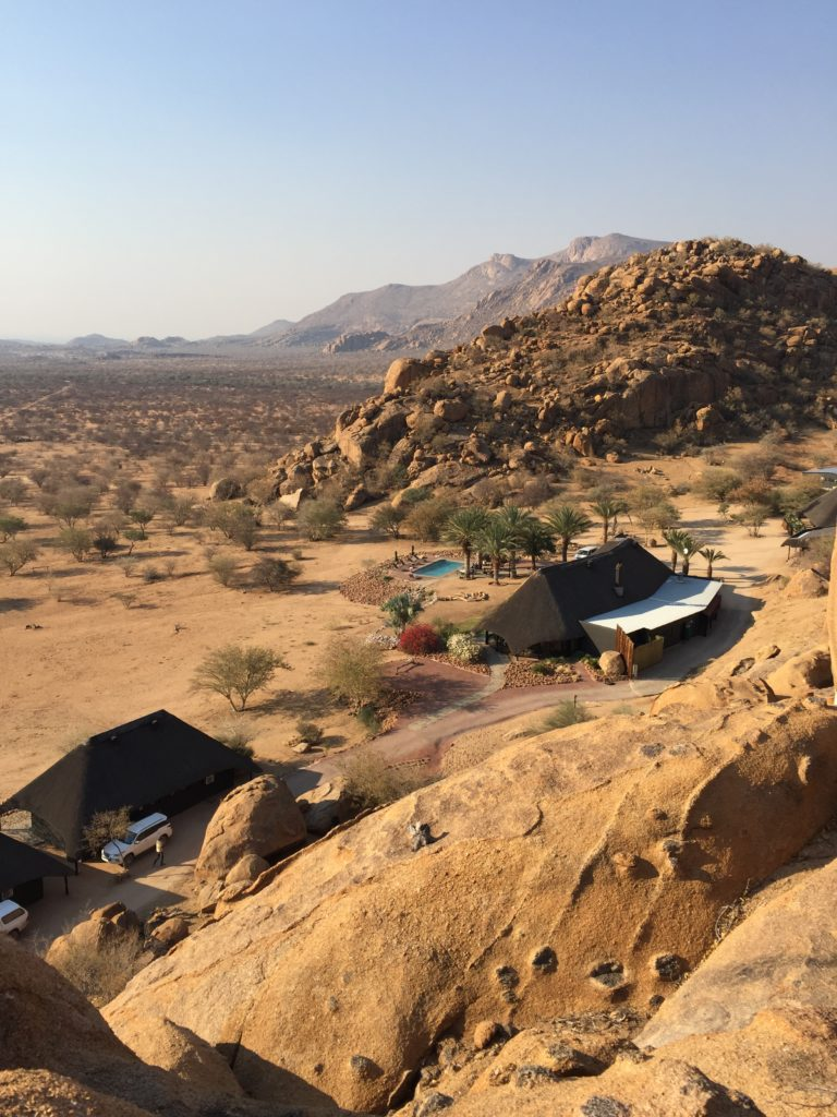 Lodges in Namibie