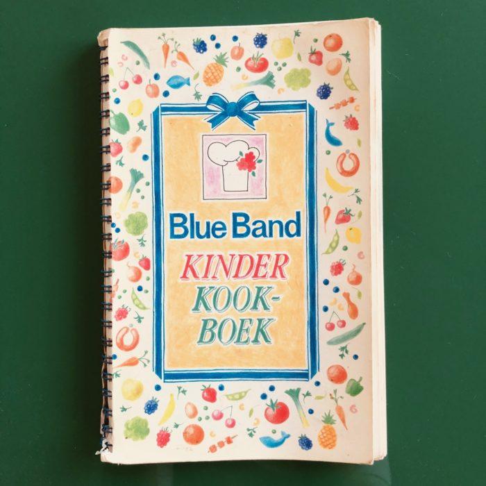 Bleu Band kinderkookboek