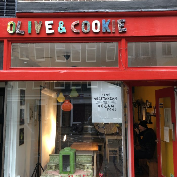 Olive & Cookie - Geweldige vega(n) takeaway