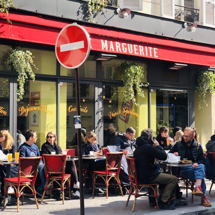 Parijs de buurt Pigalle
