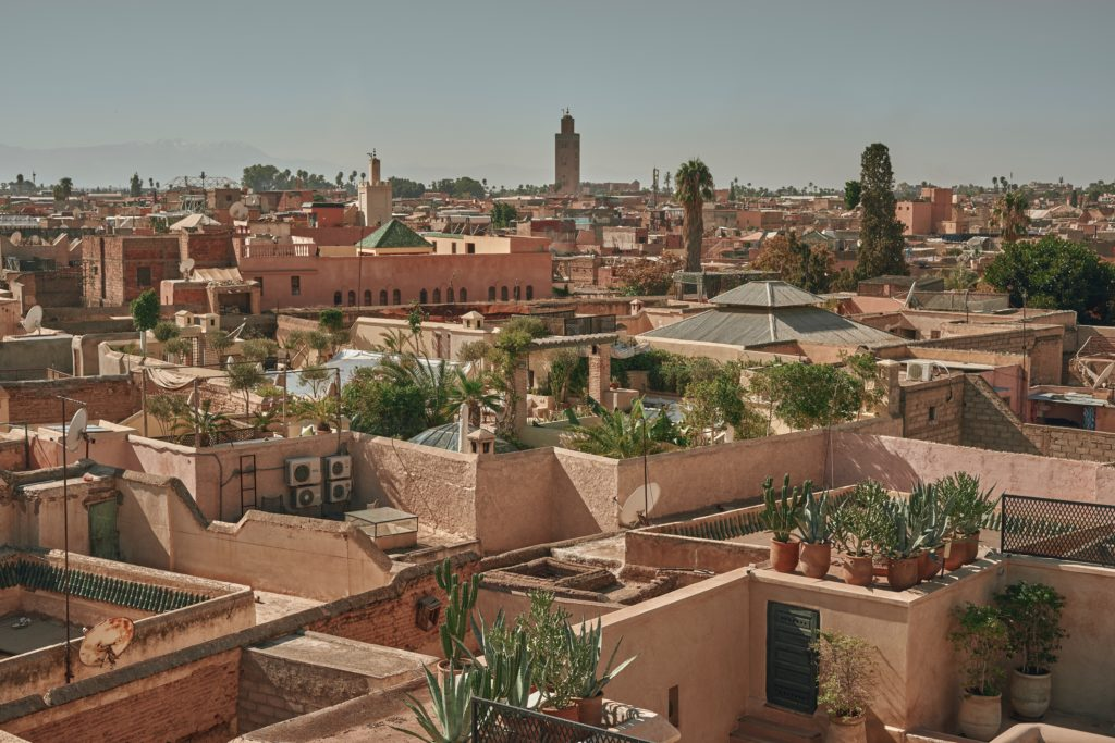 een weekend eten in Marrakech