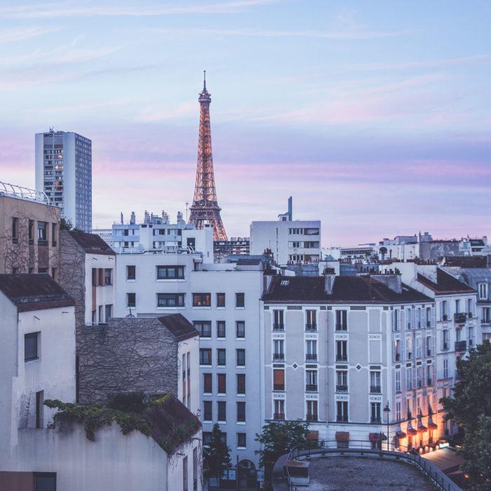 Date plekken in Parijs