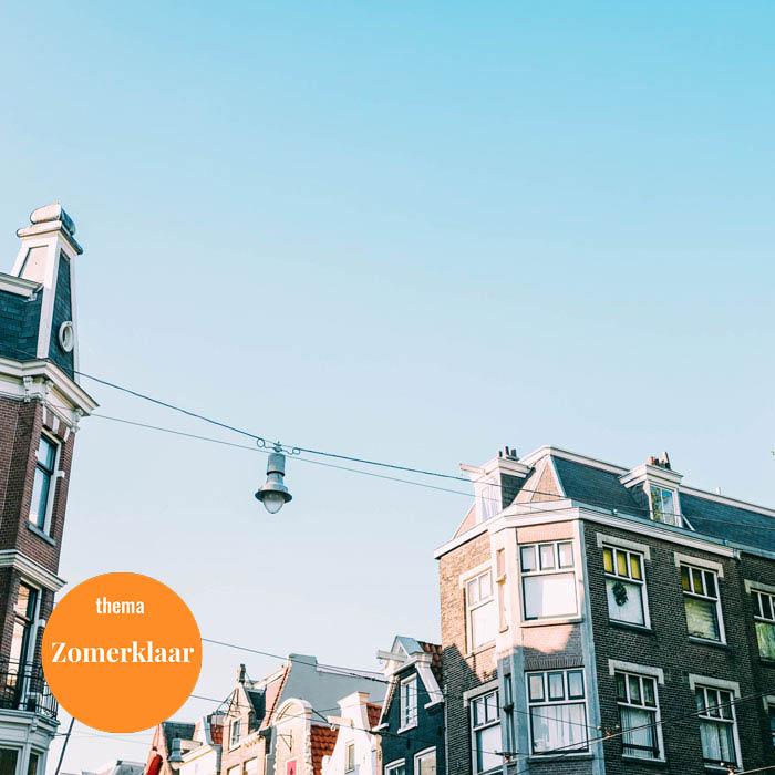 vakantieplekken in Amsterdam