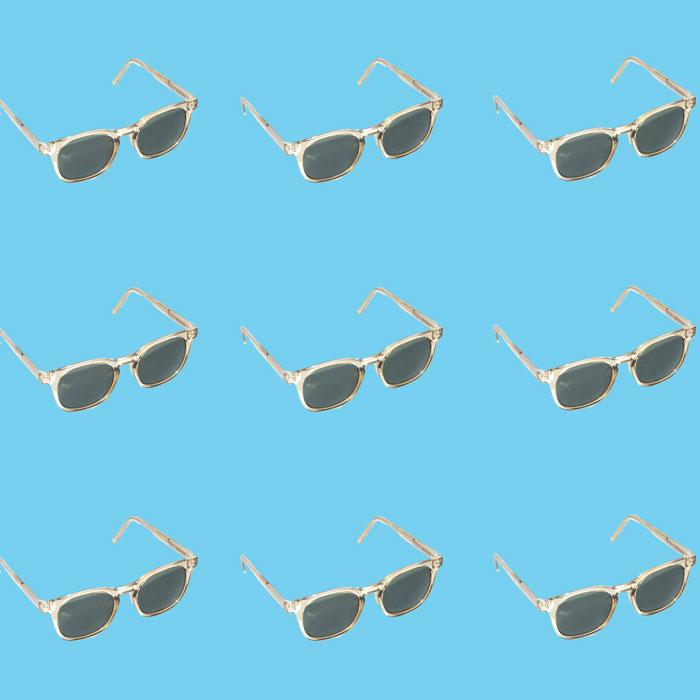 Vintage zonnebrillen